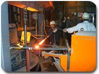 精炼炉生产