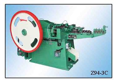 Z94-3C自动制钉机