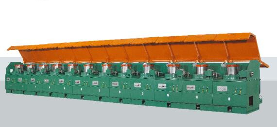 LZ型直线式拉丝机