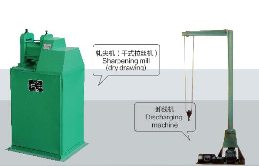 拉丝机辅助设备