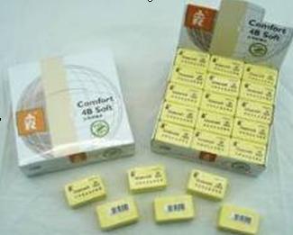Comfort 4B Soft eraser  HR-00120