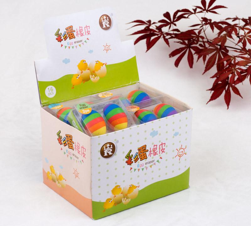 Easter egg Eraser HR-01264