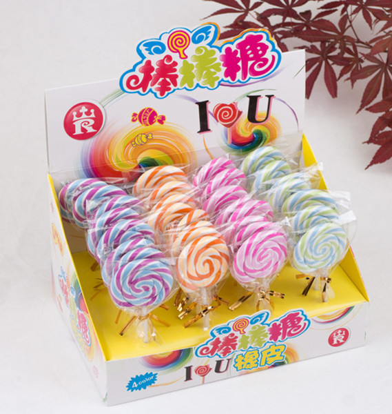 Lollipop Eraser HR-01394
