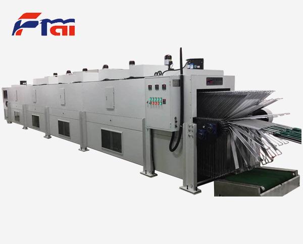 FTZJ型纸架式自动干燥机
