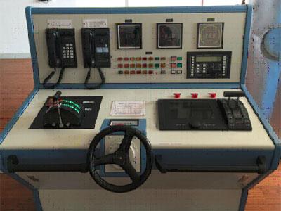 船舶轮机动力设备操作实训设备与技术指导