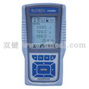 多参数防水型测量仪PCD650