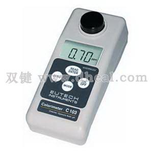 防水型便携式二氧化氯比色计C103