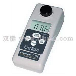 防水型便携式二氧化氯比色计C105