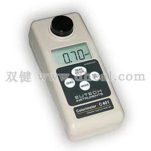 防水型便携式比色计C401