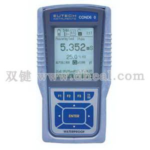 防水型高精度多参数测量仪COND600