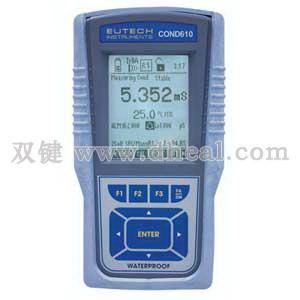 防水型高精度多参数电阻测量仪COND610