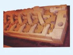 缸蓋組合砂芯