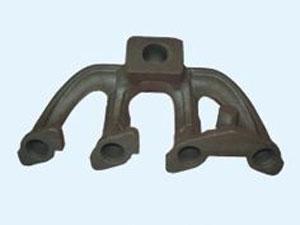 砂型鑄造排氣管