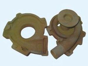 砂型鑄造渦殼砂芯