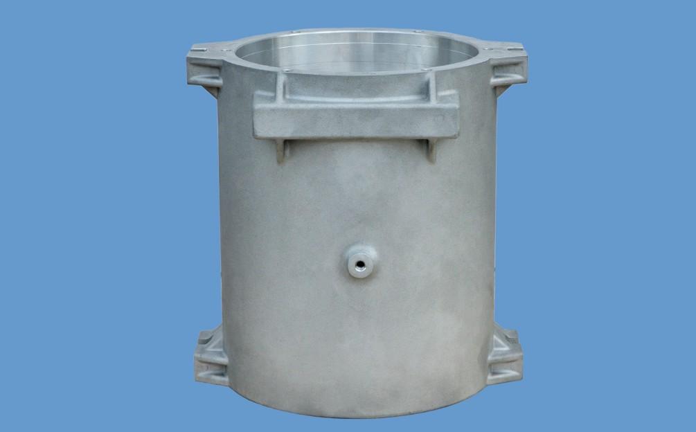 水冷電機殼4