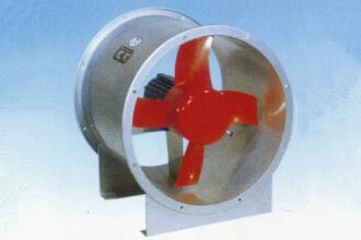 T35、BT35、BFT35-11型轴流通风机