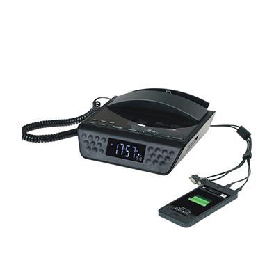 DHJ037  UM7711C套房专用多媒体电话机