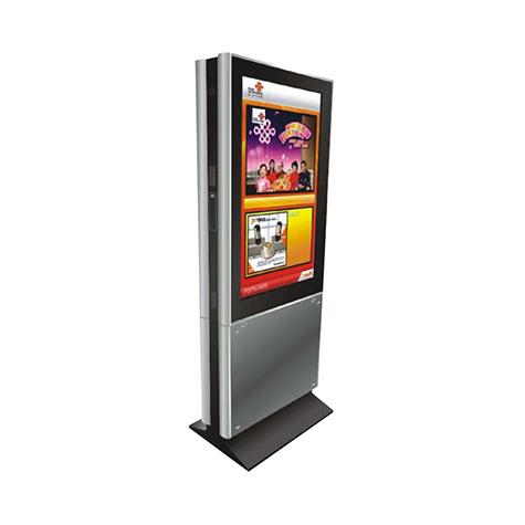 ZSP046 双屏广告机