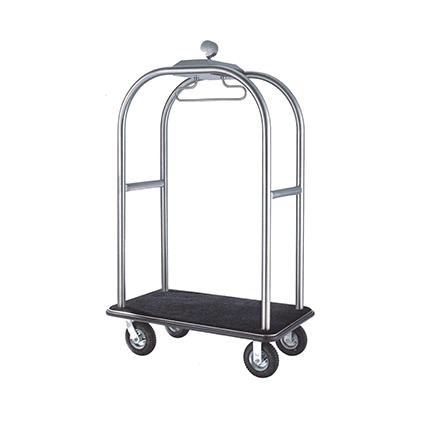 XLC027 砂钢长盒行李车