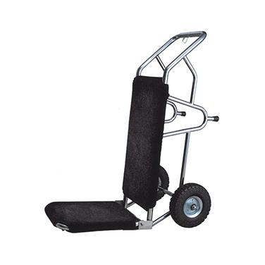 XLC021 砂钢(亮光)手推行李车