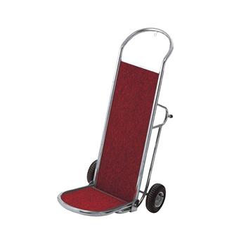 XLC014 砂钢(亮光)手推行李车
