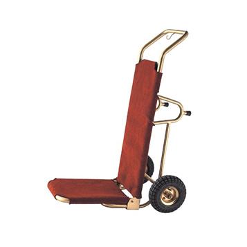 XLC013 铜质手推行李车