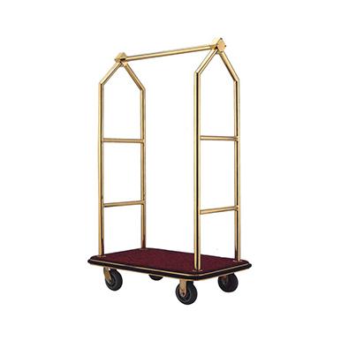 XLC004 砂铜(亮铜)行李车