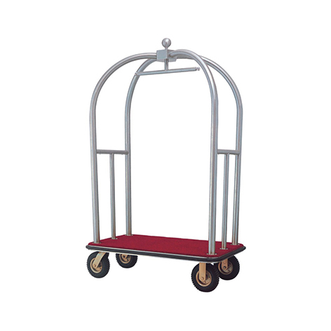 XLC001 砂钢(亮光)行李车