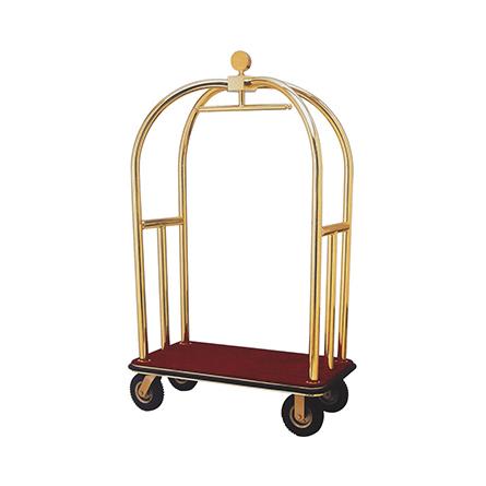 XLC002 砂铜(亮铜)行李车