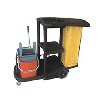 QJC006多用途带盖清洁杂务车