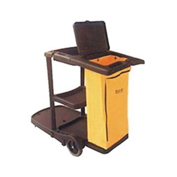 QJC005多用途带盖清洁杂务车