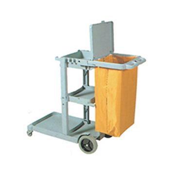 QJC004多用途带盖清洁杂务车