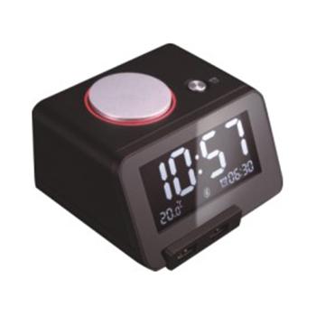 BFQ018 C1  蓝牙充电闹钟音箱