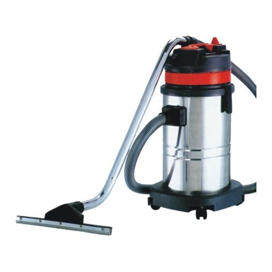 不锈钢桶吸尘吸水机(30L)