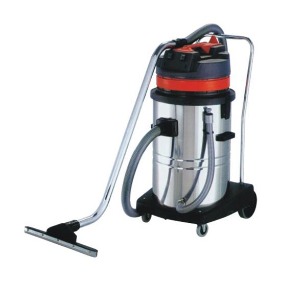 不锈钢桶吸尘吸水机(60L)