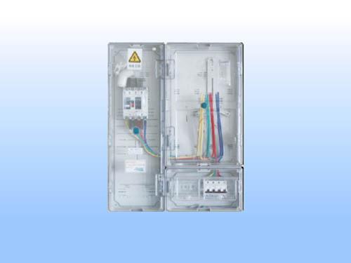 PJF-S-1KZM 三相一表(左右式带主控箱)电表箱