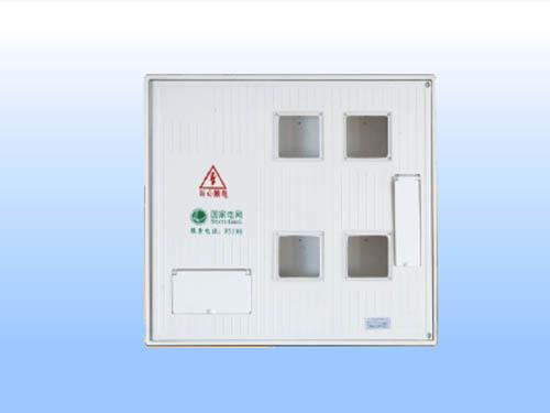 DX-B-4LM(B) 玻璃钢单相四表 B型