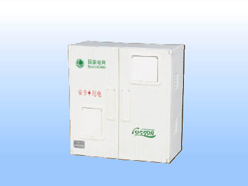 JLXD-B-1KZM-DA 三相一表電能計量箱 低壓A型