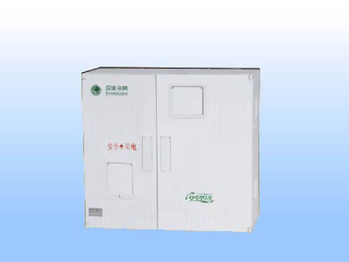 JLXD-B-2KZM-DB 三相二表電能計量箱 低壓B型