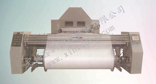 XRJS二单元单浆槽浆纱机