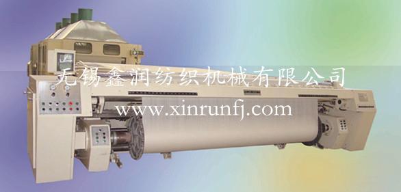 XRJS二单元双浆槽浆纱机