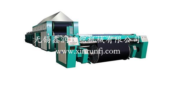 XRJS七单元双浆槽浆纱机