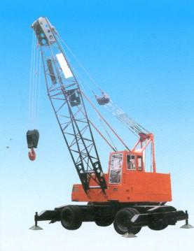 DLQ型轮胎式jbo电竞(3-40吨)