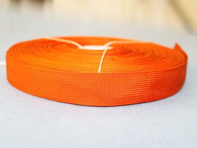 25-350橙黄锦丝带