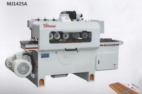 MJ1425A自动下轴式多片锯