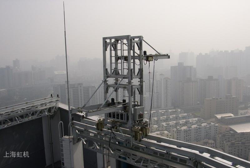 上海新时空擦窗机