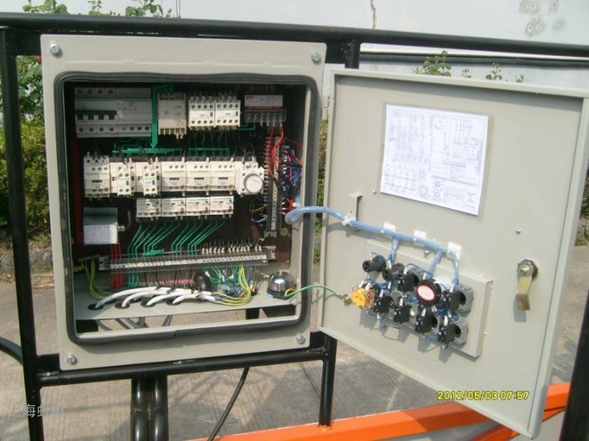 船用高处作业吊篮电气控制箱