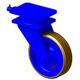 袋鼠牌8′′ 10′′ 12′′ 16′′ 单排万向轮