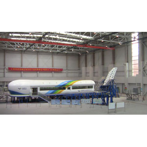 C919铁鸟功能测试台架