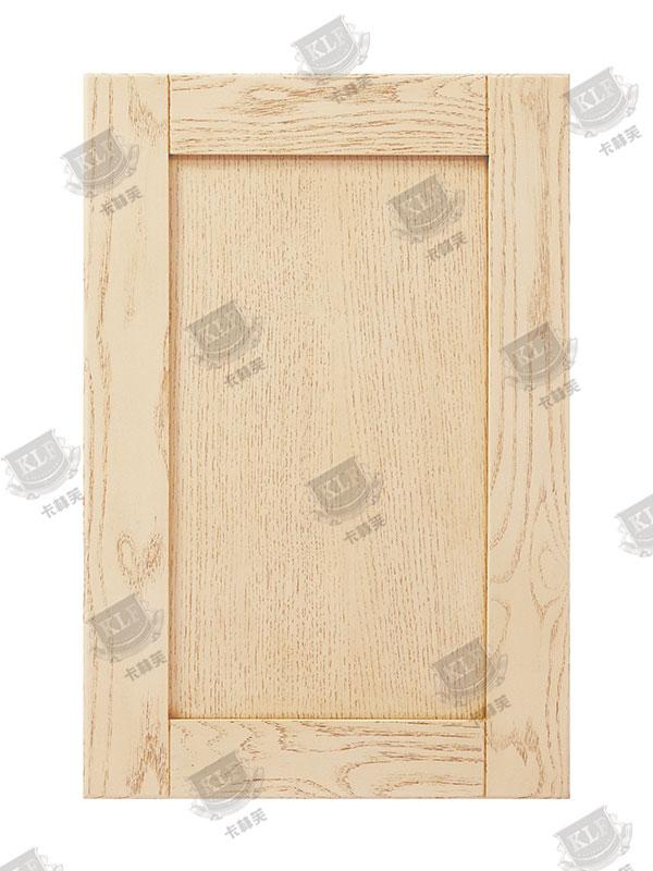 欧式系列美国橡木S-126实木门板